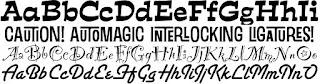tutti i font della disney. Che font usa la disney?