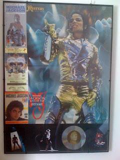 cose di Michael Jackson