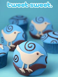 idee e ispirazioni per organizzare feste o party. Il twitter party dessert