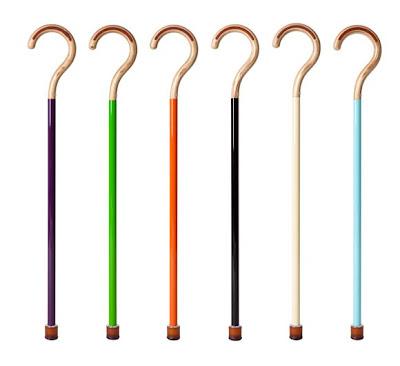 design di prodotto e bastone per anziani, disabili e per chi ha problemi motori o di appoggio