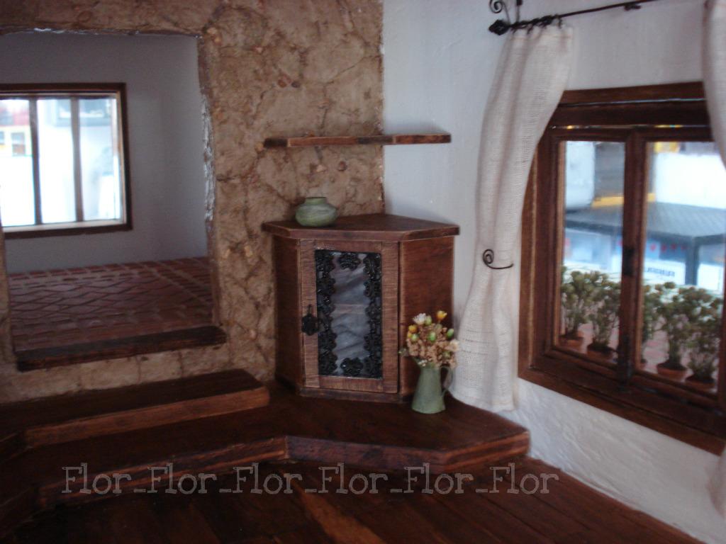 Flor&FF Mueble esquinero para la sala !! (