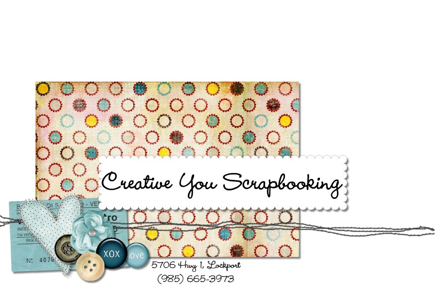 Creative You Scrapbooking