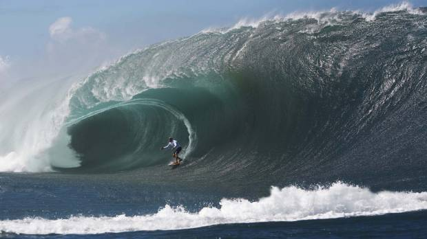 The Wave In the Pursuit of the Rogues Freaks and Giants of the Ocean