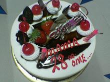 BesDay iBu QiLa ke-28 tahun