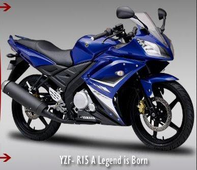 yamaha r15 bikes