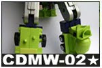 建設兵団強化装備 CDMW-02★