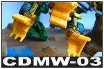 悪いロボット強化装備 CDMW-03
