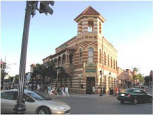 """The old corner bank."""