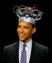 the president with a brain.