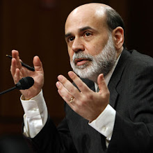 bernanke offering a snow job