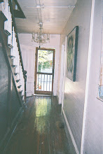 hallway in paradise
