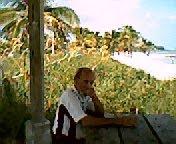 oldman in paradise.
