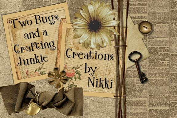 Two Bugs and a Crafting Junkie...