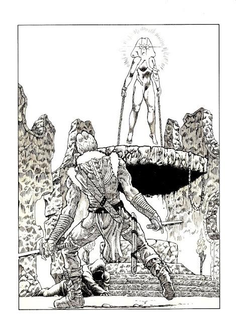 Ilustracion Fantasia
