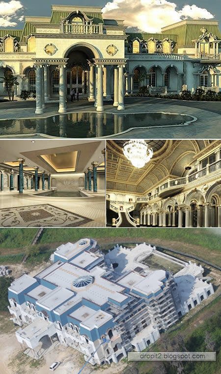 Largest private mansion in the U.S