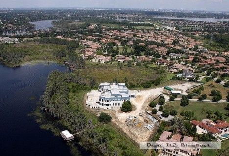 The Largest EXPENSIVE private mansion in the U.S A