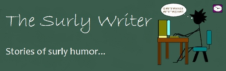 The Surly Writer
