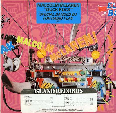 Will C Malcolm Mclaren