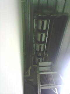 service ac indoor ceiling