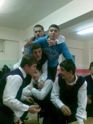 sınıfın erkekleri