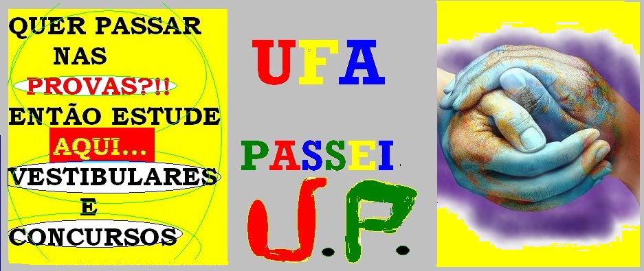 Ufa Passei!!!