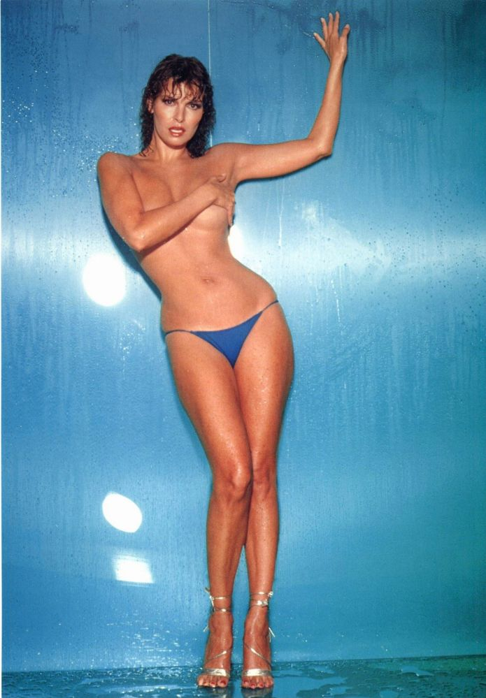 Racquel welch nude pics