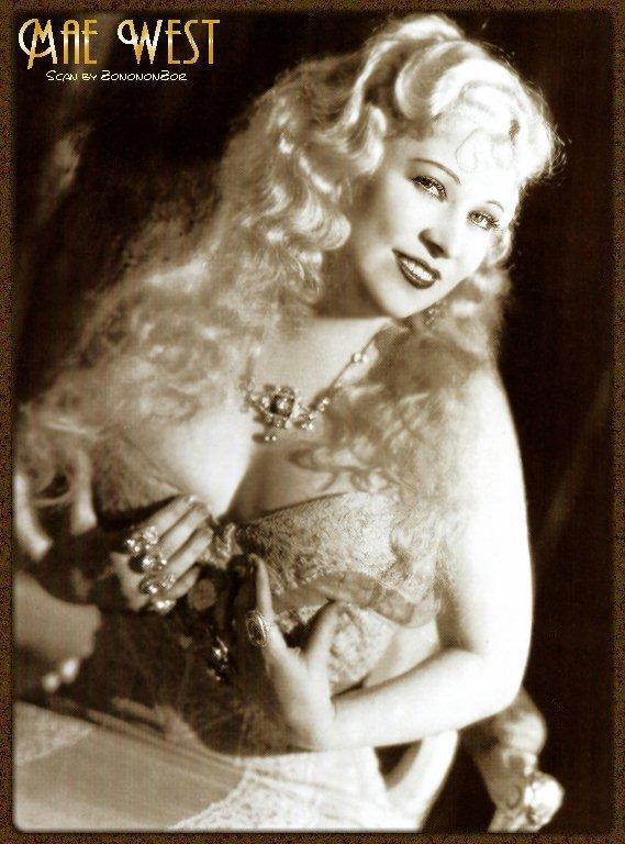 Mae West - Photo Actress