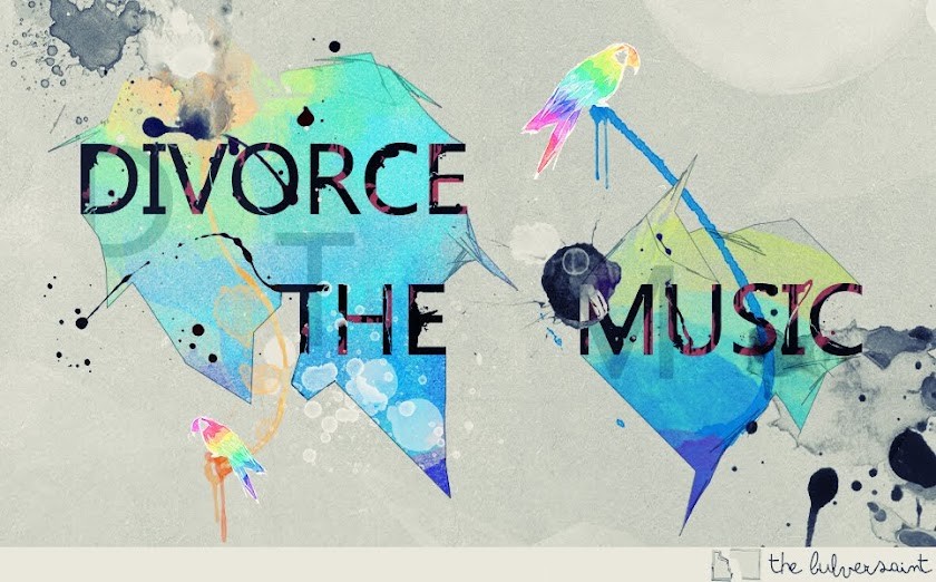 DIVORCE THE MUSIC