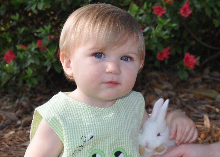 Baylor's Bunny