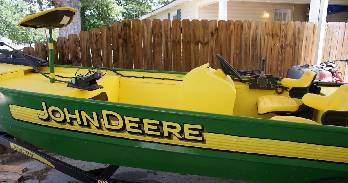 John Deere Boat : Another day diaper proud owner of a john deere boat