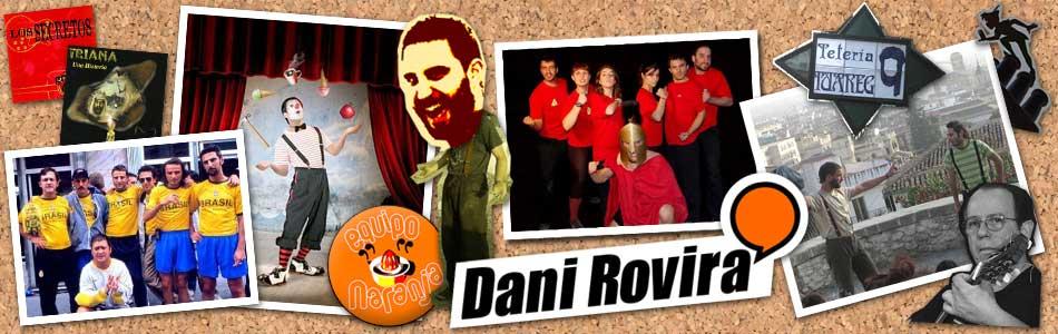 El Blog de Dani Rovira