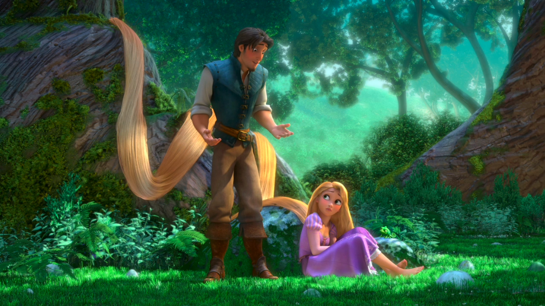 Check out Kate s Rapunzel Pinterest page   lots of gorgeous Rapunzel inspired  photo and paintings