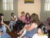 Reunión en la Municipalidad de Villa Angela