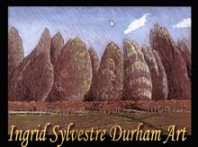 Ingrid Sylvestre Durham Art
