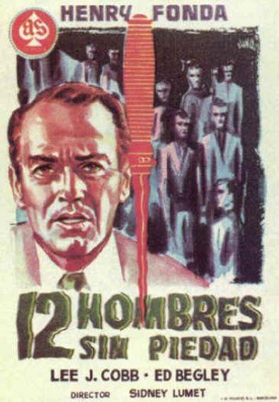 Cine Sidney Lumet - DOCE HOMBRES SIN PIEDAD