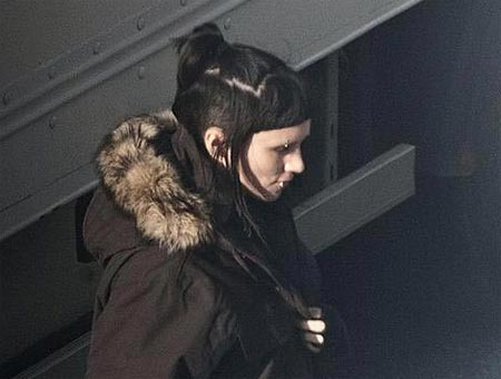 April 11, 2011. The Girl with the Dragon Tattoo.
