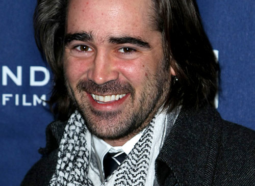 Colin Farrell Crazy Heart The Way Back