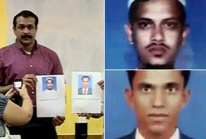 Suspected Mumbai terrorist image