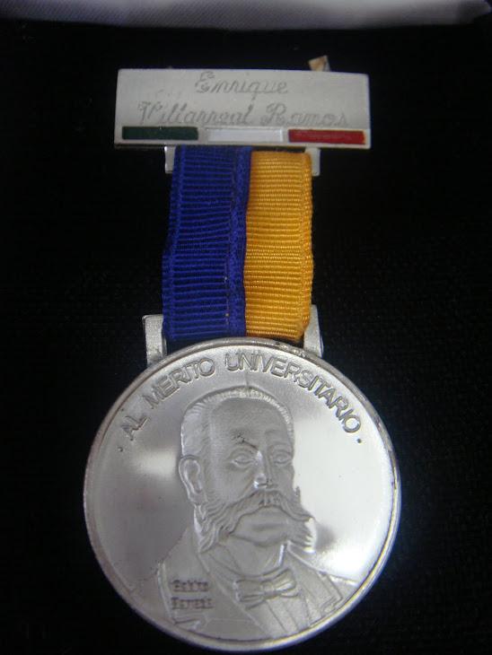 Medalla Gabino Barreda