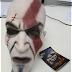 Quer ganhar uma máscara do Kratos de God Of War ?