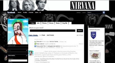 facebook layout skin template theme nirvana