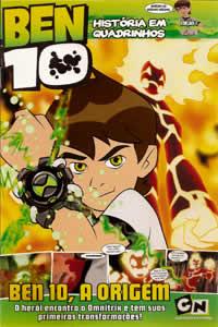 ben10emquadrinhos img01 04082009 Ben 10 em Quadrinhos para crianças