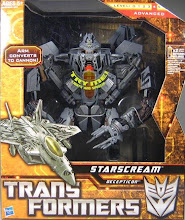 Transformers Leader Starscream