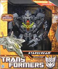 Transformers Leader Starscream