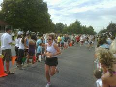 Me, a runner!