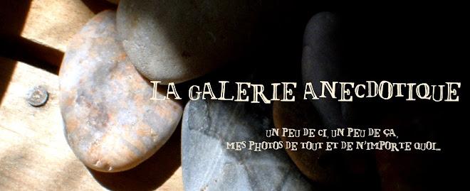 la Galerie Anecdotique de Claire K.