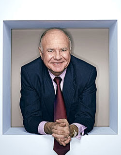 Who is Marc Faber of the Gloom Boom and Doom  Report