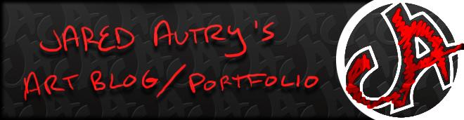 Jared Autry Blog/Portfolio