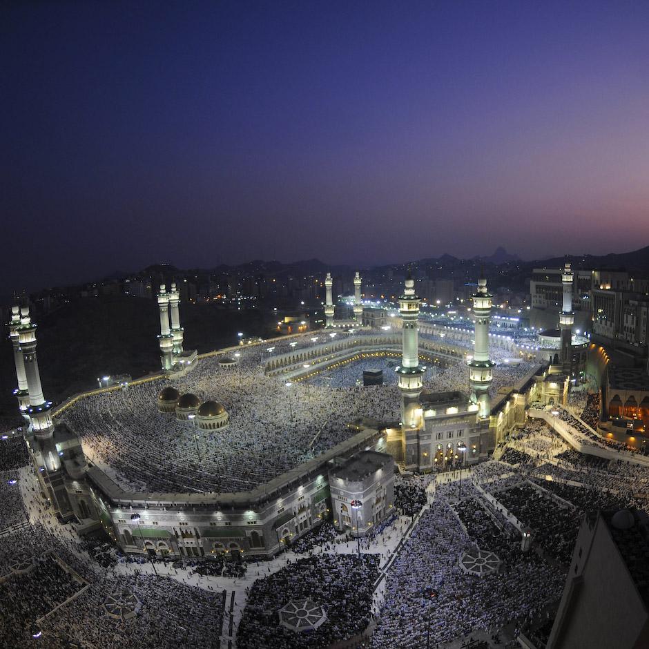 Ikki muqaddas masjid xodimi, Saudiya Arabistoni Podshohi Salmon ibn Abdulaziz Masjid al Harom ou2018qituvchilar qou2018mitasi