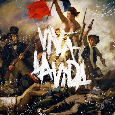 Coldplay guiando al pueblo
